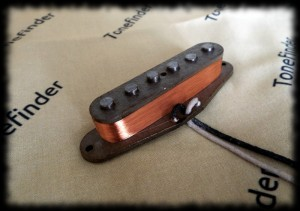 The Reverend pickup by Tonefinder
