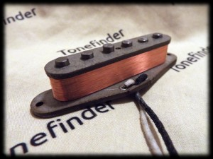 "The Tonefinder ""Ol' Quacker' Pickup"